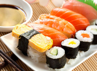 Как в Риге заказать суши?