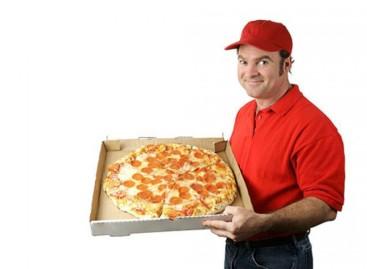 Как заказать на дом пиццу