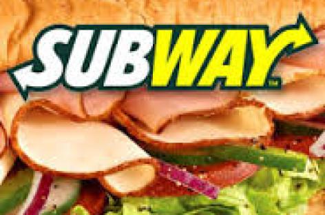 Subway в Риге