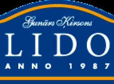 Lido снова запускает сервис доставки еды в Риге и Юрмале