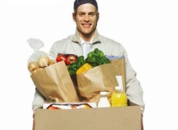Доставка продуктов питания в Риге и Юрмале