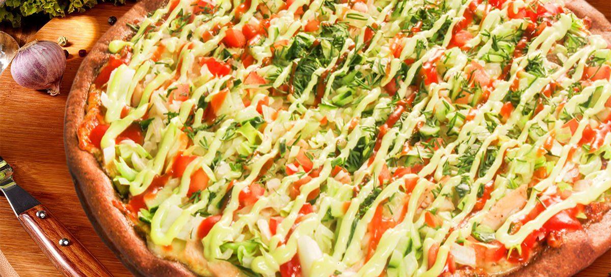 Одно лишь желание, и пицца доставлена будет вам на дом