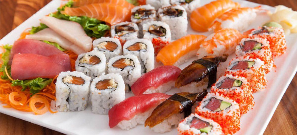 Заказать суши и роллы по европейской рецептуре