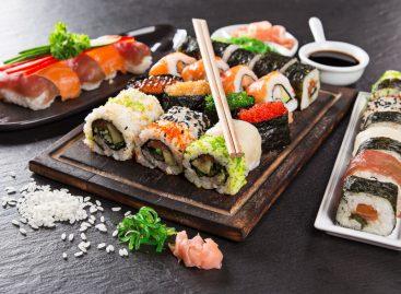 Доставка суши – популярная услуга