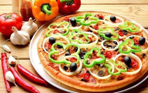 Выбираем для пиццы вкусные начинки
