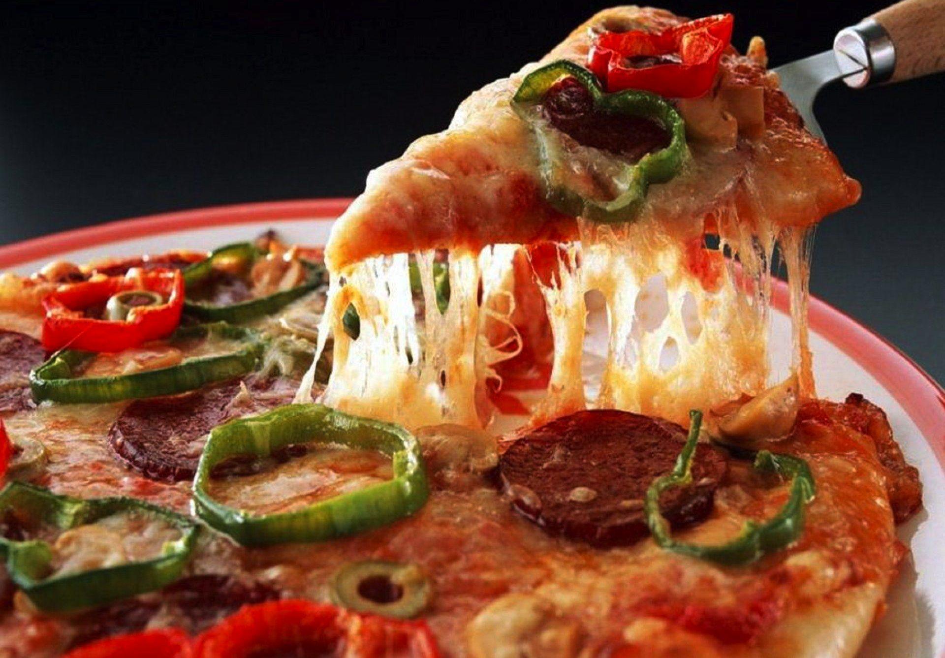 Готовим пиццу в домашних условиях
