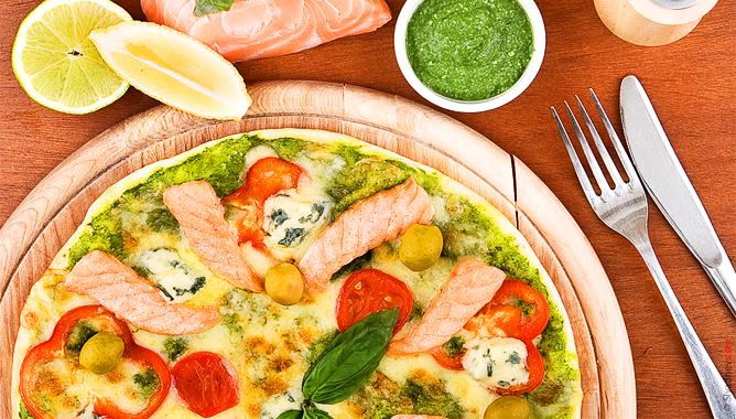 Как сделать заказ пиццы?
